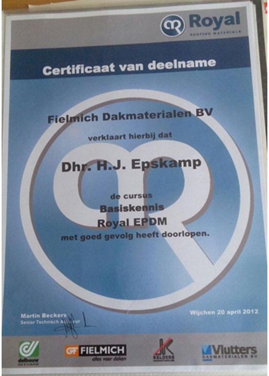 certificaat-dakbedekking-1