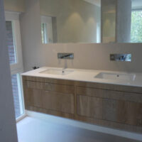 Houten badmeubelen in uw nieuwe badkamer